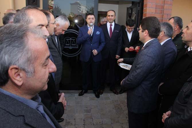 Tunç & Şahin Hukuk Bürosu Açıldı 16