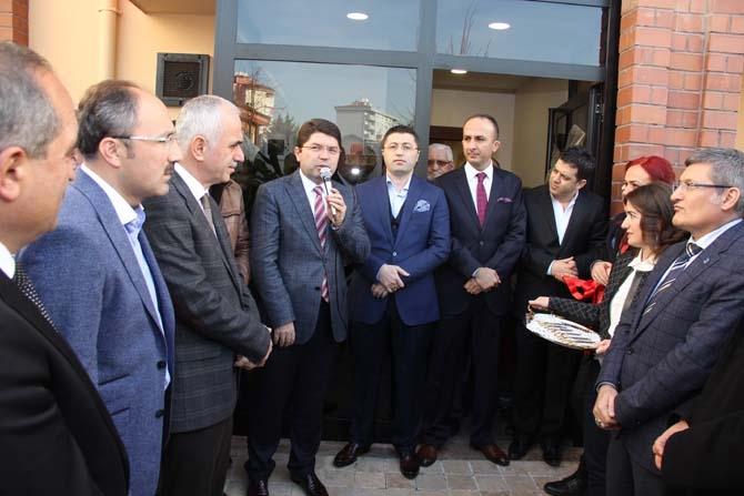 Tunç & Şahin Hukuk Bürosu Açıldı 19