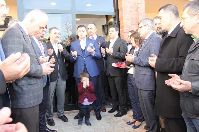 Tunç & Şahin Hukuk Bürosu Açıldı 22