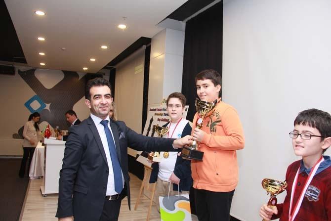 Era Kolejleri Santranç Turnuvası Ödül Töreni 1