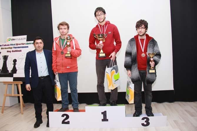 Era Kolejleri Santranç Turnuvası Ödül Töreni 11