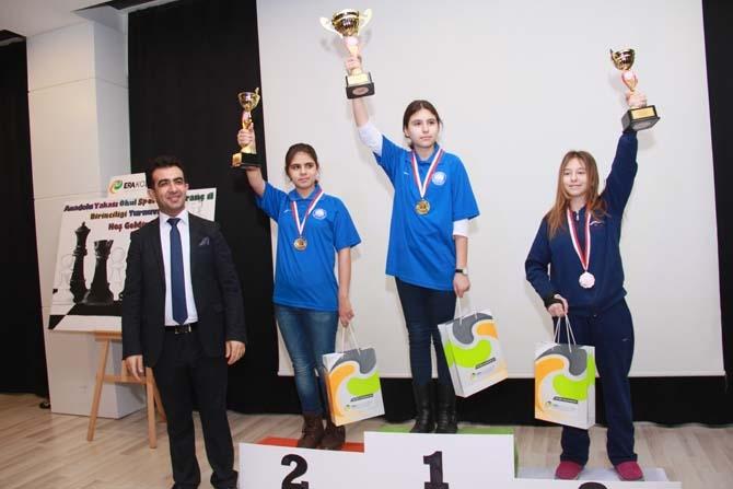 Era Kolejleri Santranç Turnuvası Ödül Töreni 3