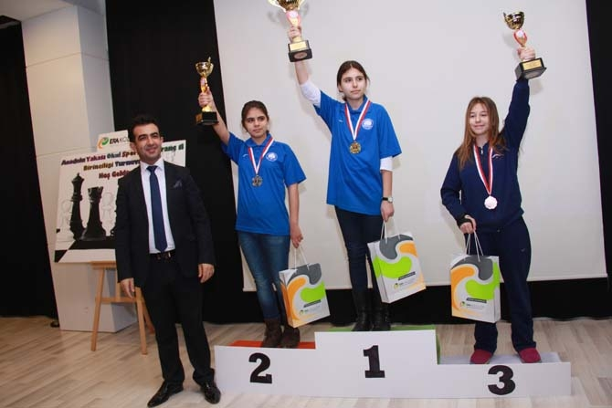 Era Kolejleri Santranç Turnuvası Ödül Töreni 4