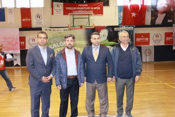 Salon Turnuvasında Erzurumlular, Tokatlıları 5-2 Yendi 11