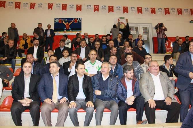 Salon Turnuvasında Erzurumlular, Tokatlıları 5-2 Yendi 16