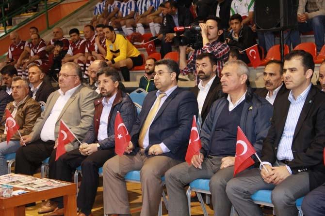 Salon Turnuvasında Erzurumlular, Tokatlıları 5-2 Yendi 3