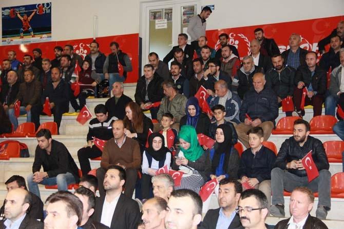 Salon Turnuvasında Erzurumlular, Tokatlıları 5-2 Yendi 4