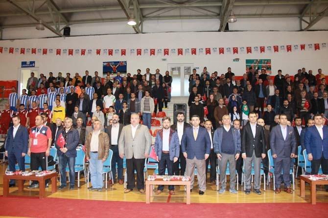 Salon Turnuvasında Erzurumlular, Tokatlıları 5-2 Yendi 5