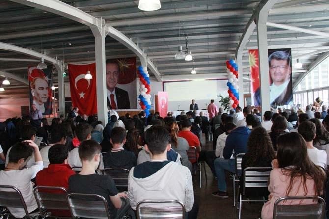 Turgut Özal Balkanlar Kolejinde anıldı! 5
