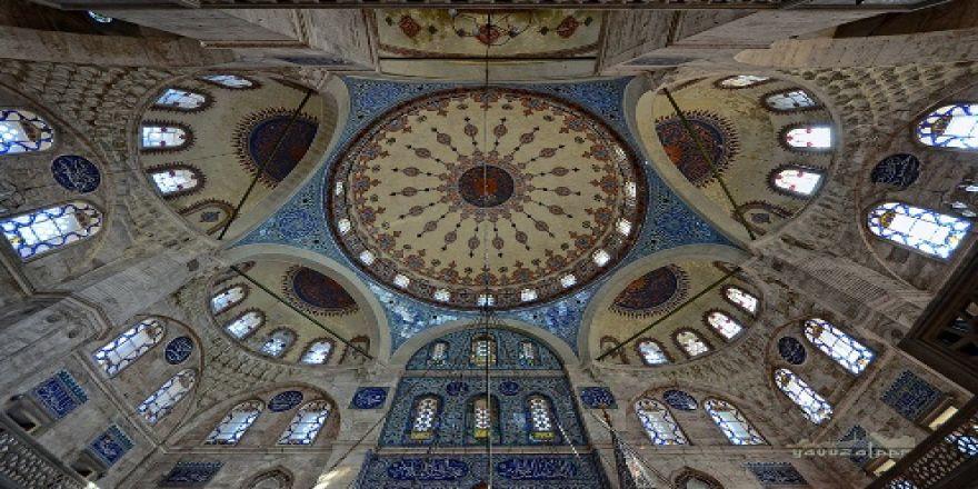 Cennetin Dört Parçasını Taşıyan Camii