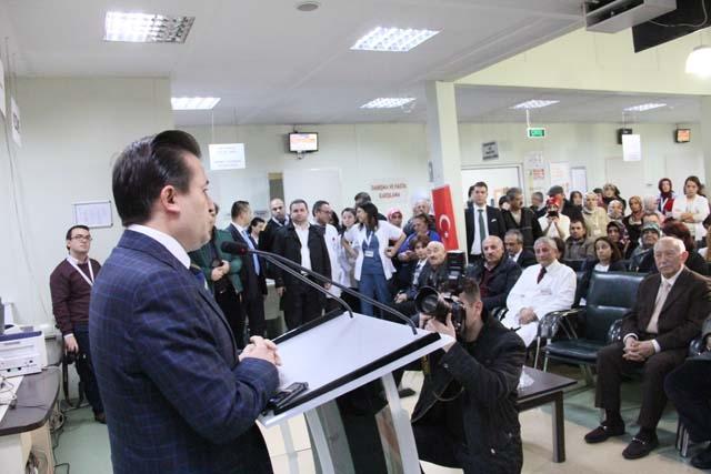 Tuzla Devlet Hastanesi'ne Dijital Röntgen Cihazı Bağışladı 7