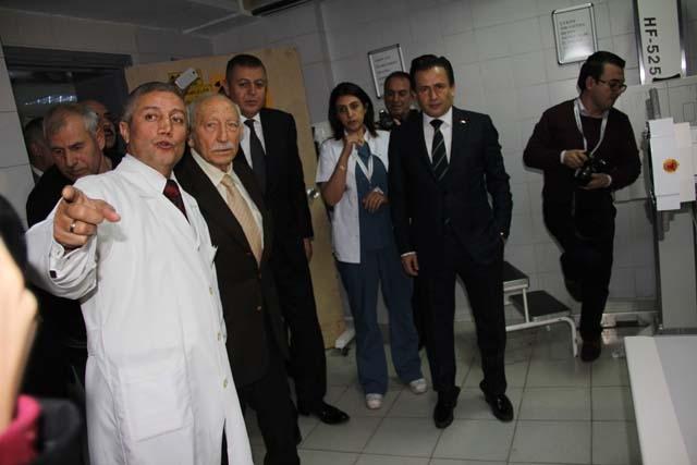 Tuzla Devlet Hastanesi'ne Dijital Röntgen Cihazı Bağışladı 9