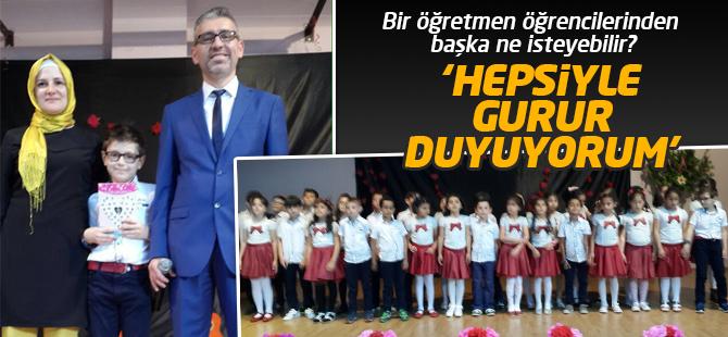 Mustafa Karuşağı İlkokulu 3. Sınıf Öğrencileri Kendi Becerileriyle Şiir Kitabı Yazdı