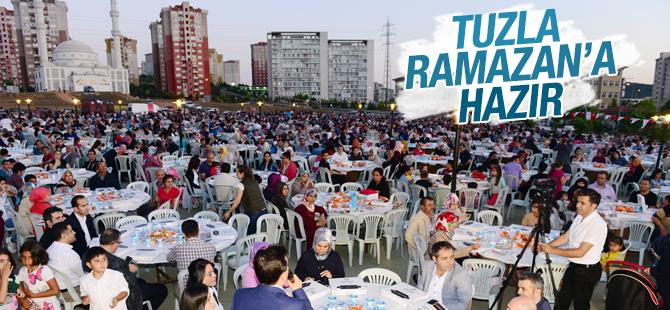Tuzla Ramazan'a Hazır