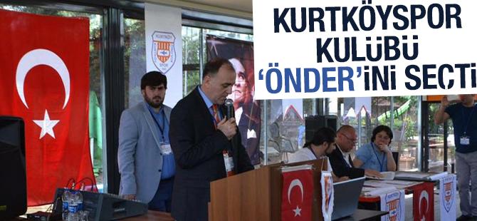 Kurtköyspor Kulübü Yeniden Önder Akpınar dedi