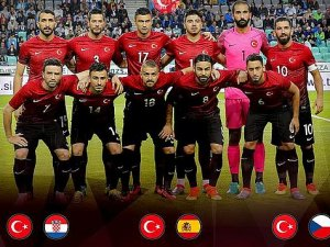 Türkiye'nin EURO 2016'daki Rakipleri