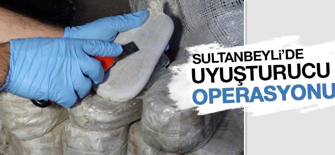 Sultanbeyli'de Uyuşturucu Operasyonu!