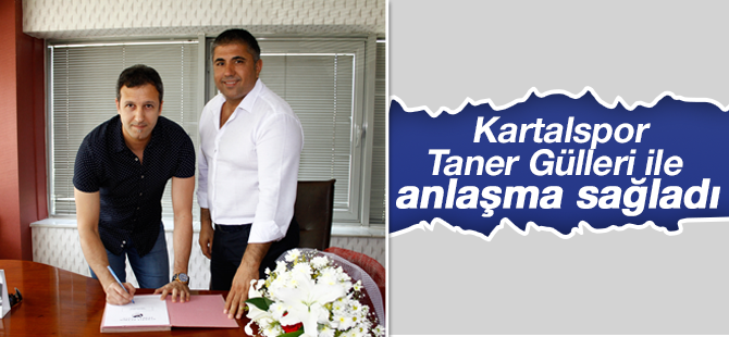 Kartalspor Teknik direktör Taner Gülleri ile anlaşma sağladı