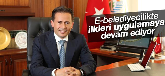 Tuzla Belediyesi, E-belediyecilikte İlkleri Uygulamaya Devam Ediyor