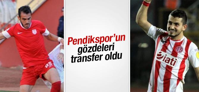 Pendikspor'un gözdeleri Emrah Başsan, Oğuz Yılmaz transfer oldu