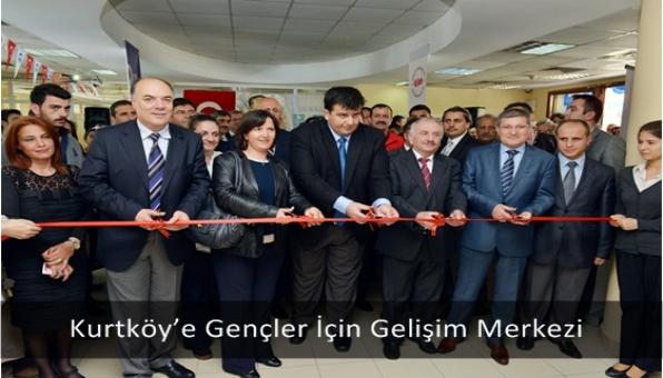 Kurtköy'e Gençler İçin Gelişim Merkezi