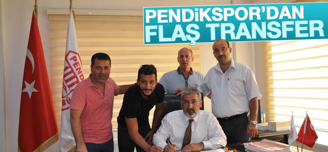 Pendikspor Mehmet Alaeddinoğlu ile anlaşma sağladı