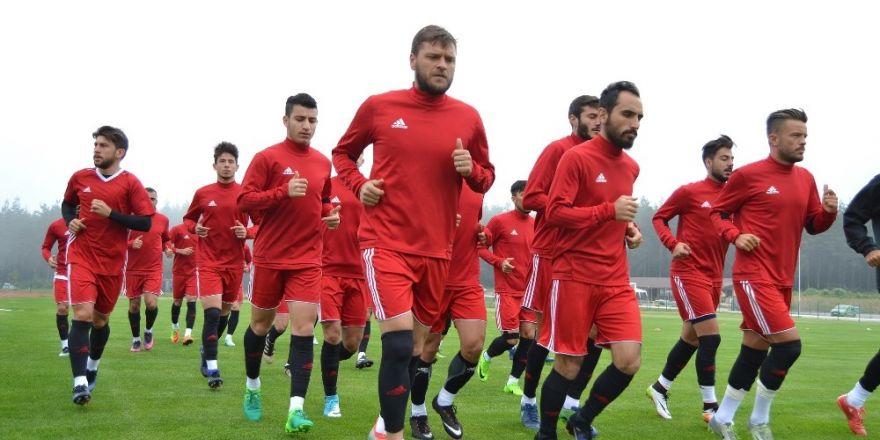 Gazişehir'de hazırlıklar devam ediyor
