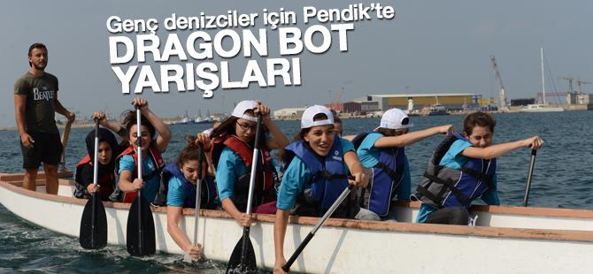 Genç denizciler için Dragon Bot Yarışları