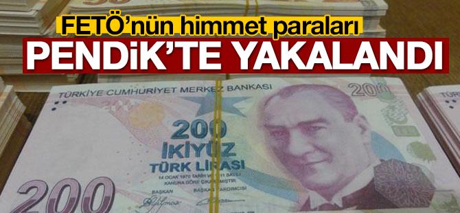 FETÖ'nün Himmet Paraları Pendik'te Yakalandı!
