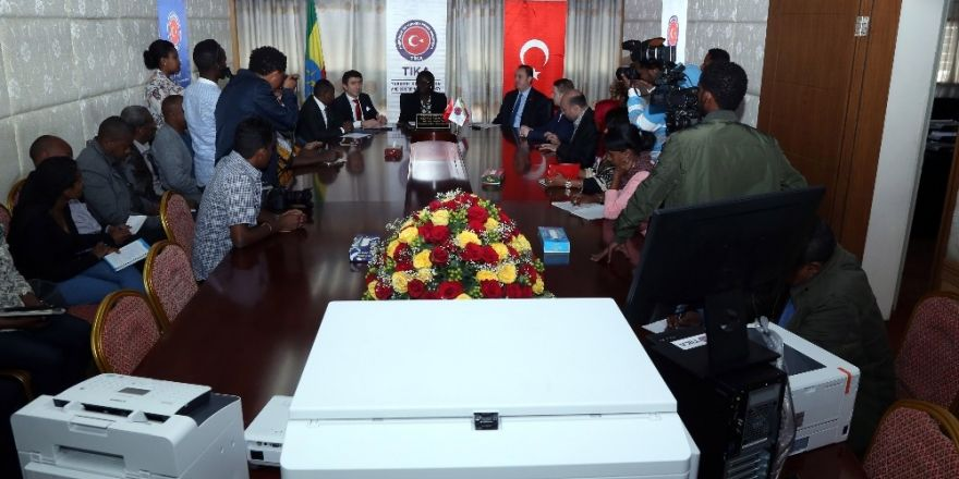 TİKA'dan Etiyopya Kadın ve Çocuk Bakanlığının kapasite gelişimine destek
