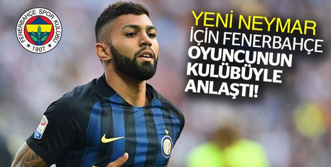 Yeni Neymar Fenerbahçe'de (Gabigol)