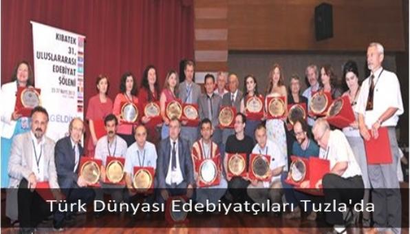 Türk Dünyası Edebiyatçıları Tuzla´da