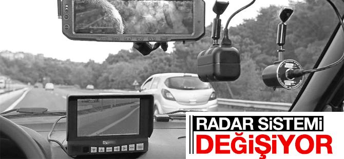 Radar sistemi değişiyor