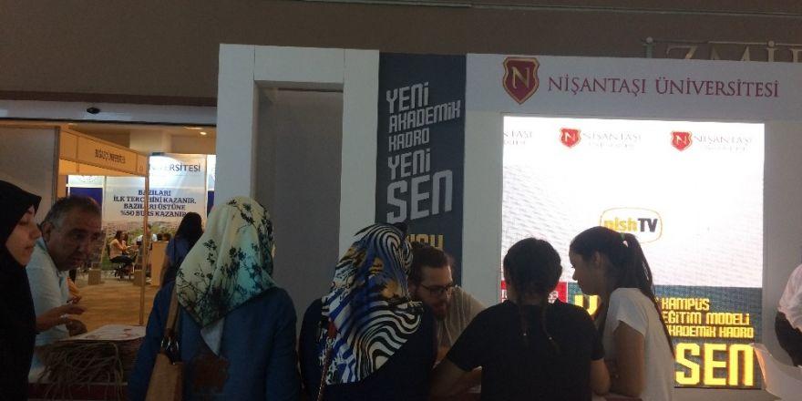 Nişantaşı Üniversitesi İzmirli öğrencilerle buluştu