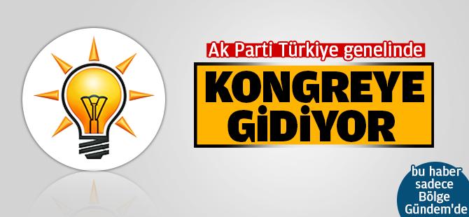 Özel Haber! AK Parti Türkiye Genelinde Kongreye Gidiyor