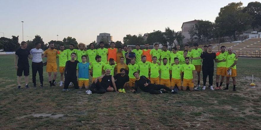 Tekirdağspor, 36 günde 22 futbolcu transfer etti