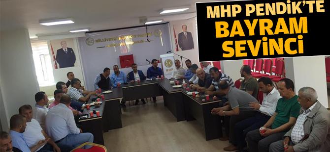 MHP Pendik'te Bayram Sevinci
