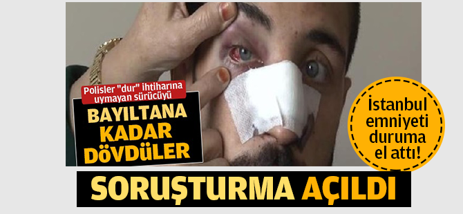 İstanbul Emniyeti Pendik'teki Polis şiddetine soruşturma Açtı