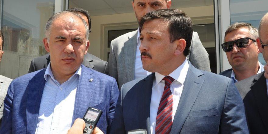 AK Parti'li Dağ'dan cezaevinde FETÖ'cülere işkence iddialarına ilişkin açıklama