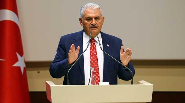 Başbakan Yıldırım'dan 81 ile teşekkür ziyareti