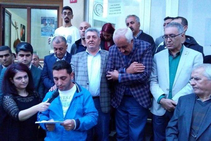 Pendik'teki Cemevine yapılan saldırı protesto edildi