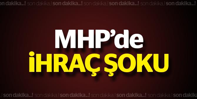 MHP'de İhraç Şoku! İşte O İsim