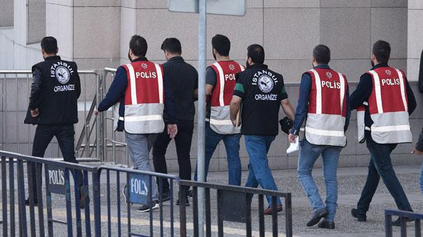 İstanbul'da dev operasyon! çok sayıda gözaltı var!