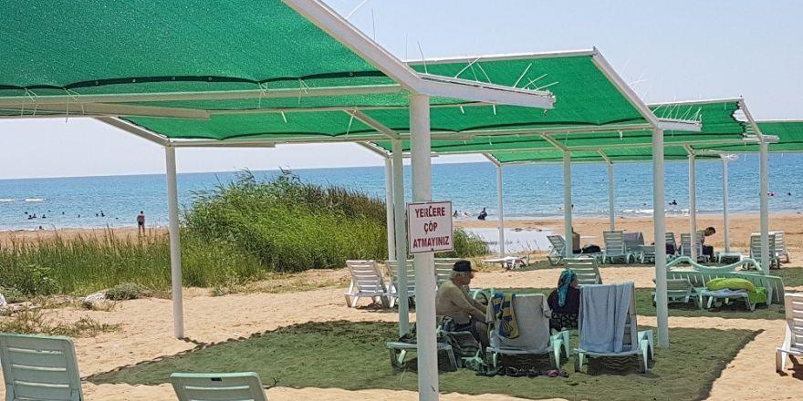 Çolaklı Halk Plajına düzenleme
