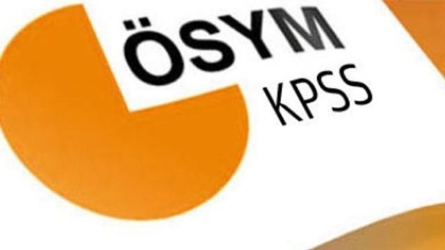 KPSS Sınavı aramayan kurumların listesi