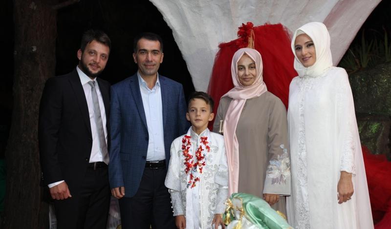 Yakup Yiğit Bayram'a Görkemli Sünnet Düğünü
