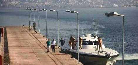 Tuzla'da yakalanan Darbeci Amirallerin Kaçış Görüntüleri