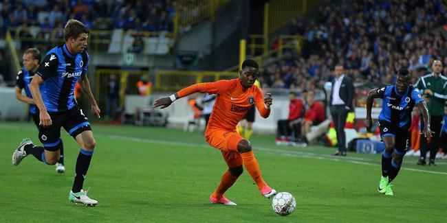 Club Brugge - Başakşehir maçının geniş özeti izle 27.07.2017