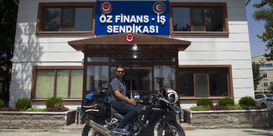 """""""15 Temmuz Şehitler Turu""""nda 26'ıncı durak Ankara oldu"""