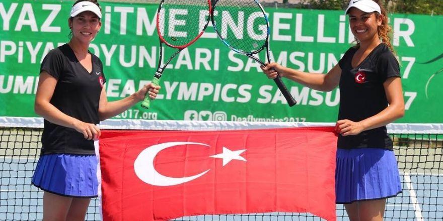 Deaflympics 2017'de Türkiye'den tarihi madalya